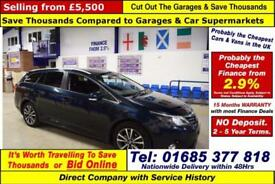 2013 - 63 - TOYOTA AVENSIS 2.0 D-4D 5 DOOR ESTATE (GUIDE PRICE)