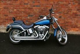 Harley-Davidson SOFTAIL DEUCE FXSTDI 2006 1450cc