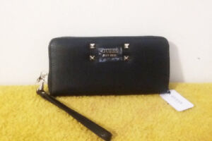 GUESS WALLET - BLACK - BRAND NEW