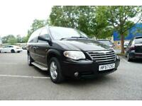 2007 Chrysler Grand Voyager 2.8 CRD Executive XS 5dr Auto MPV Diesel Automatic