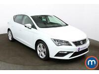 2020 SEAT Leon 1.5 TSI EVO FR [EZ] 5dr Hatchback Petrol Manual
