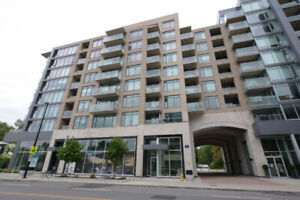 Modern 2 Bed 2 Bath Condo Unit With Downtown Views in Westboro