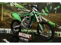Kawasaki KXF 250 Motocross Bike *** HMX SPECIAL EDITION ***