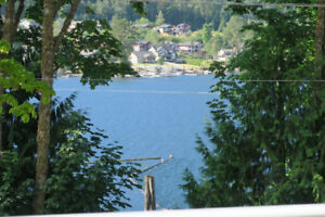 LAKEVIEW quiet 1 or 2 BR full main floor, Lake Cowichan
