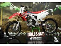 Honda CRF 250 Motocross Bike VERY CLEAN!!