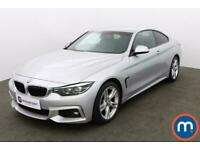 2018 BMW 4 Series 420i M Sport 2dr Auto [Professional Media] Coupe Petrol Automa