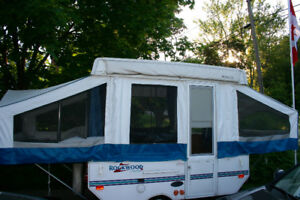 Rent a Tent Trailer- lots of availability in August!
