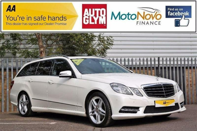 2012 Mercedes-Benz E Class 2.1 E250 CDI BlueEFFICIENCY Sport 7G-Tronic 5dr Diese