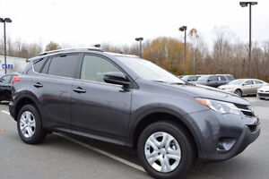 2015 Toyota RAV4 LE SUV Lease Takeover
