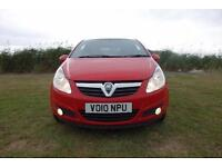 2010 Vauxhall Corsa 1.0 i ecoFLEX 12v Energy 3dr (a/c)
