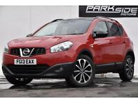 2013 Nissan Qashqai 1.6 dCi 360 4WD 5dr (start/stop)