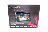 "Kenwood eXcelon DDX392 In-Dash Receiver with a 6.2"" Touchscreen!"