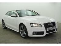 2010 Audi A5 TDI S LINE SPECIAL EDITION Diesel white Manual