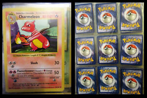 VERY COLLECTIBLE POKEMON CARDS FROM 1999/2000