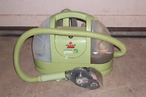 Bissell little green portable cleaner