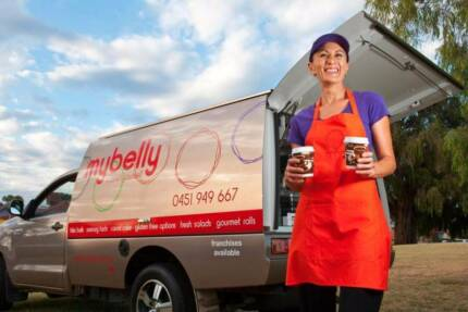 Mobile Coffee Van (not a franchise) completely independant