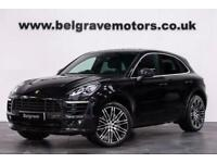 "2017 Porsche Macan D S PDK 21"" TURBO ALLOYS SPORT DESIGN COLOUR CODED STYLI"