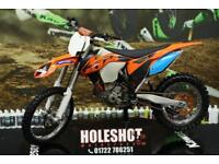 2013 KTM 250 XCF ENDURO MOTOCROSS BIKE RENTHAL BARS, SERVICED, ROAD REGISTERED