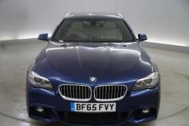 BMW 5 Series 520d [190] M Sport 5dr Step Auto