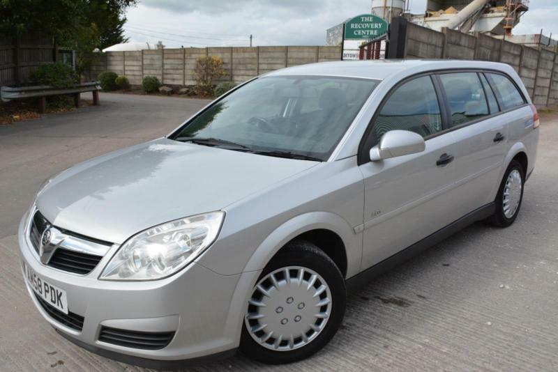 VAUXHALL VECTRA LIFE 1.8 16V 5 DOOR ESTATE*FULL SERVICE HISTORY*LOVELY CAR*