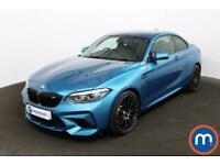 2020 BMW M2 M2 Competition 2dr DCT Auto Coupe Petrol Automatic