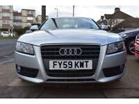 GOOD CREDIT CAR FINANCE AVAILABLE 2009 59 AUDI A5 2.0 TFSi SPORT COUPE AUTOMATIC