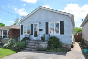 Fully Renovated - 2+1 bedroom Bungalow