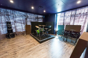 Beginner DRUM LESSONS at Tone Labs Music (ages 4 & up)