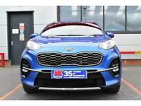 2019 Kia Sportage 1.6 CRDi 48V ISG GT-Line 5dr DCT Auto Estate Diesel Automatic