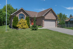 4 Bed, 2 Bath Brick House situated on 1/3 of an acre!