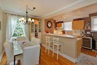 4 1/2 apartment NDG Charming Upper Duplex - Heating Included