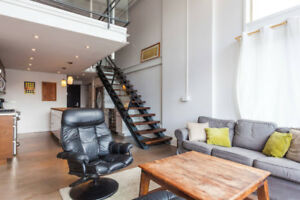 Unfurnished 1 Bedroom Loft South Granville, chief inspired.