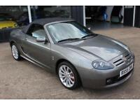 TROPHY CARS MGF MGTF 135,LEFT HAND DRIVE,1 OWNER FROM NEW,AIR CON,NEW HEADGASKET