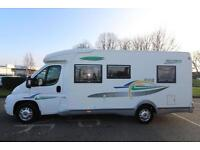 Fiat Ducato Chausson Welcome 85 motorhome