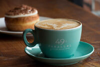 49th Parallel in Kitsilano is Looking for Baristas