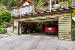 Open House! North Vancouver West Coast inspired home for sale!