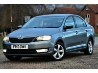 2013 Skoda Rapid 1.2 TSI SE Connect 5dr Hatchback Petrol Manual