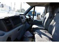 2012 Ford Transit 2.4 TDCi 350 LWB High Roof Duratorq 3dr Diesel white Manual