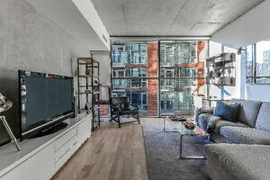 1 Bed +1 Bath @Entertainment District (King&Spadina) - Furnished