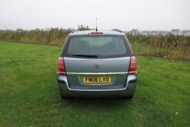 2006 Vauxhall Zafira 1.9 CDTi Life 5dr