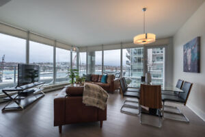 Spectacular Views at King's Wharf - 2 Bedroom