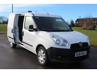Fiat Doblo Cargo 1.3JTD ( 90 ) Diesel van Maxi LWB 11 REG Air/ Con £4895 + VAT