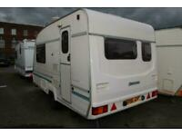 Bailey Ranger 380/2 1996 2 Berth Caravan £2,950