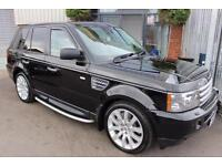 Land Rover Range Rover Sport TDV8 SPORT HSE-CRUISE CONTROL-HEATED LEATHER