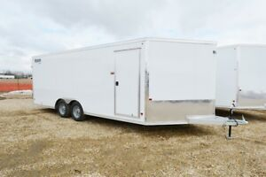 2017 Mission Trailers MEC 8.5X20 IF