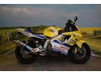 Honda CBR 600F Sport 2002