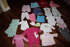 $20 For All - Size 0-3 Months - Girl