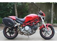DUCATI 800 S2R MONSTER S2 R 803 CC MONSTER 2007 07MY DUCATI MONSTER S2R