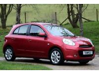 2012 Nissan Micra Acenta Dig-S Hatchback Petrol Manual