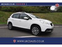 2014 Peugeot 2008 1.6 e-HDi Active EGC (s/s) 5dr